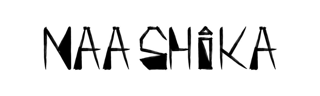 Naa SHika custom logo wb