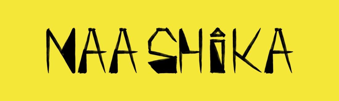 Naa SHika custom logo