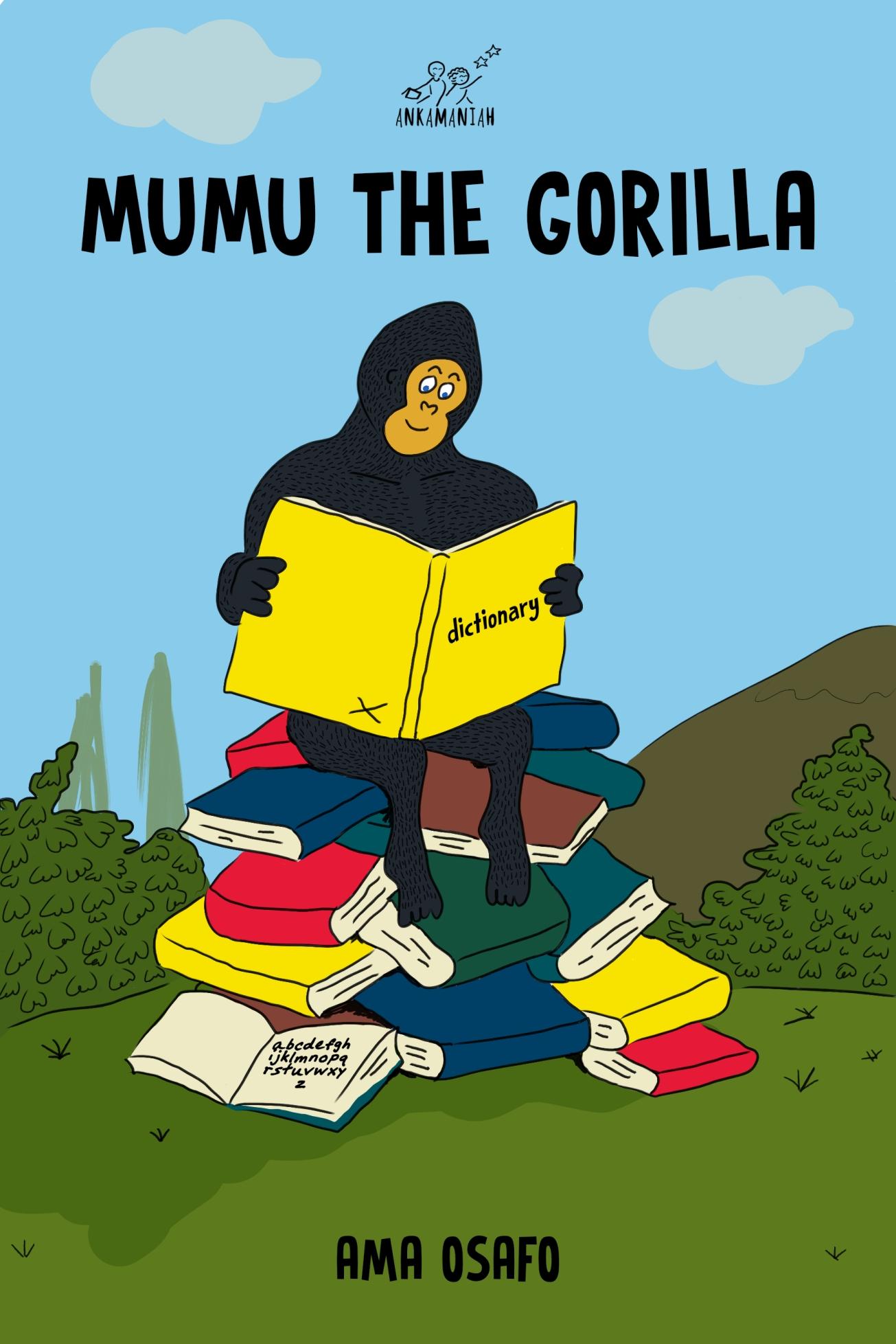 Book Cover Mumu